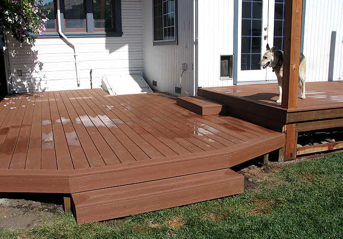 Deck steps creases and kerfing for How to build box steps for a deck